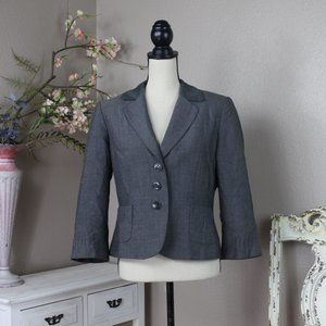 Tahri Fitted Blazer Size 8